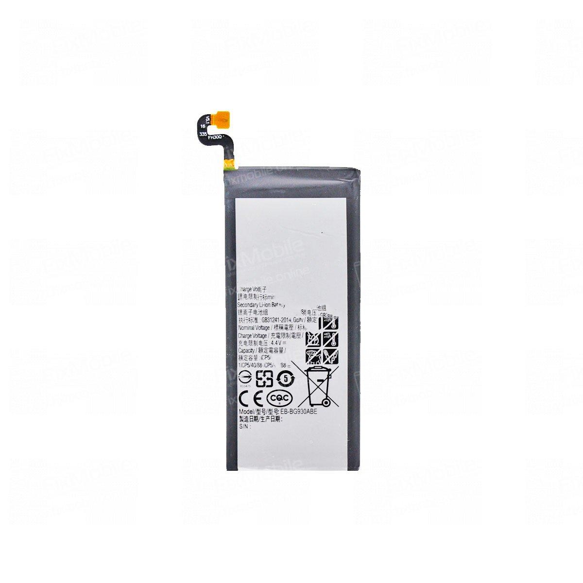 Аккумуляторная батарея для Samsung Galaxy S7 (G930F) EB-BG930ABE