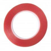 Скотч двусторонний 3M (красный) 3 мм